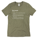 Forward Definition T-Shirt - soccergrlprobs