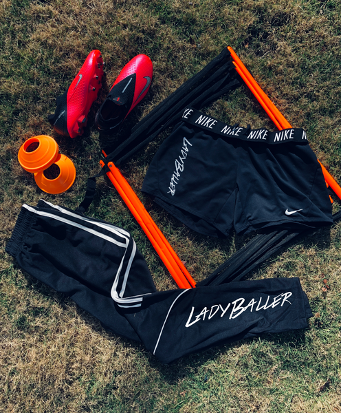 Ladyballer Training Pants - soccergrlprobs