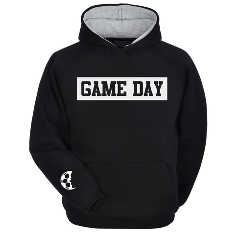 GAME DAY Hooded Sweatshirt
