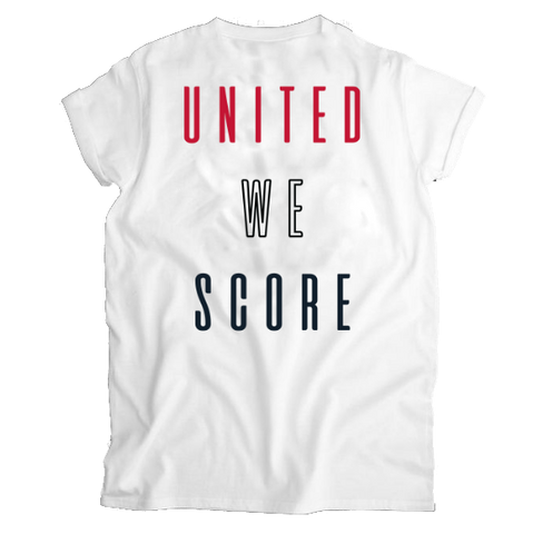 United We Score Olympics T-Shirt