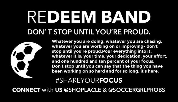 ReDeem Band - soccergrlprobs