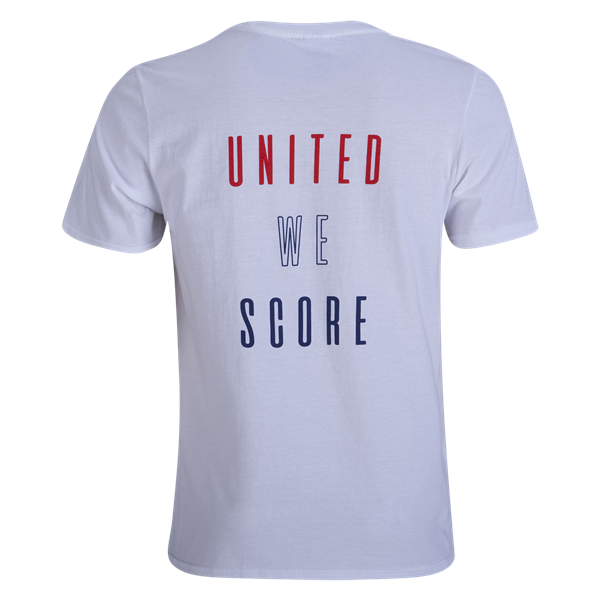 United We Score Olympics T-Shirt - soccergrlprobs