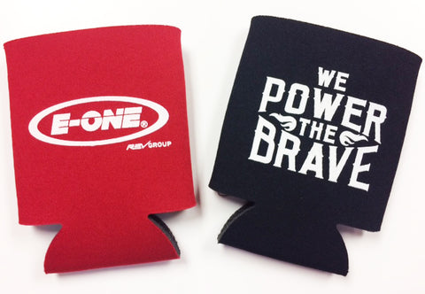 We Power the Brave Can Sleeve | Two Colors Available