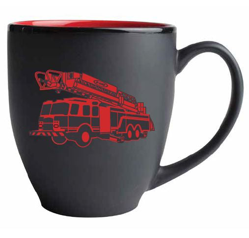 Drinkware - Fire Truck Coffee Mug