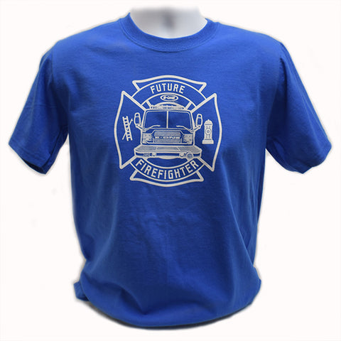 Youth Future Firefigher T-Shirt in 4 Colors