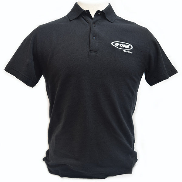 Black Port Authority Polo