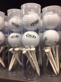 E-ONE Golf Ball and Tee Set