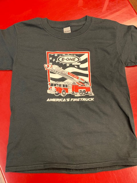 Youth America's Fire Truck T-Shirt