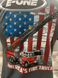 Stars and Stripes Aerial T-shirt