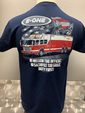 E-ONE Rescue T-shirt