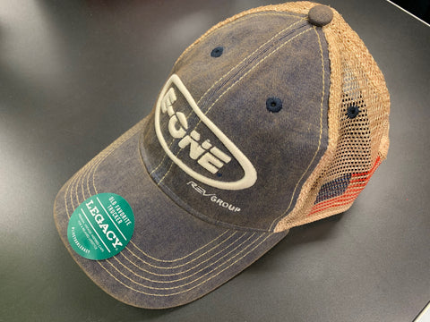 Legacy E-ONE Trucker Cap