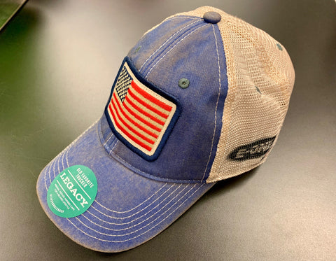 Legacy USA Flag Cap