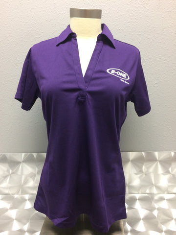 Woman's Durable Wicking Performance Polo Shirt