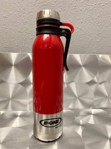 25 Ounce Stainless Steel Water Bottle with Clip
