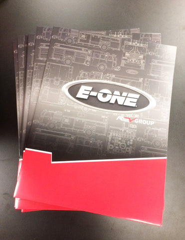 E-ONE Bid Folders for CONTRACTED DEALERS