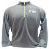 Gray Nike Dri-FIT Pullover