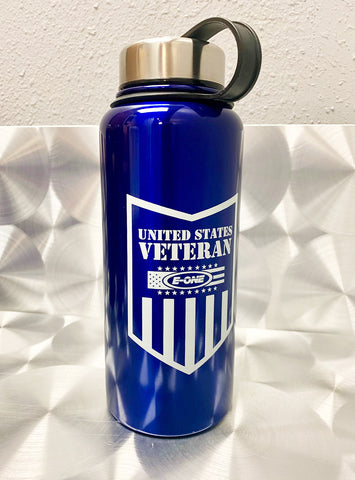 20 Ounce Stainless Steel Insulated Water Bottle