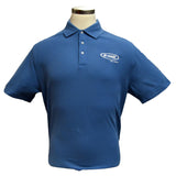 Medium Blue Port Authority Polo