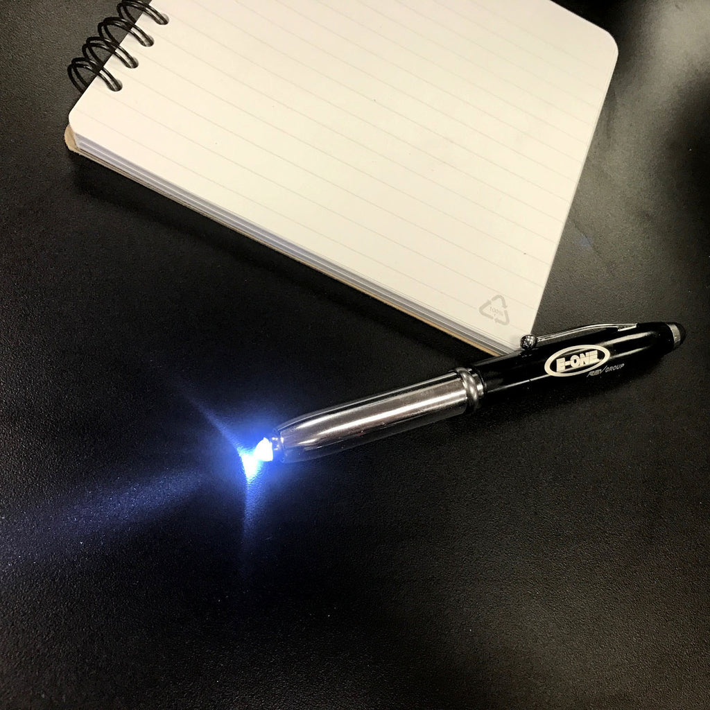 Pen Flashlight Stylus