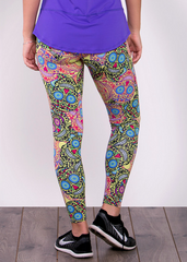 Esqueleto Leggings