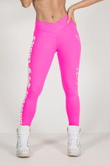 HardCoreLadies Pink Leggings