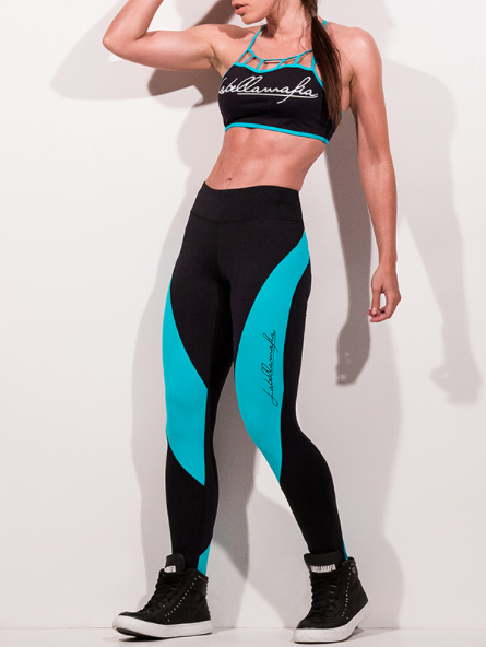 Ocean Cut Leggings