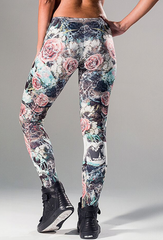 Bone Garden Leggings