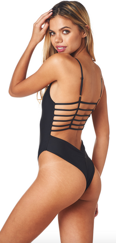 Black Cage One Piece