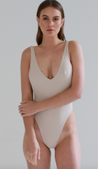 Elle Nude One Piece
