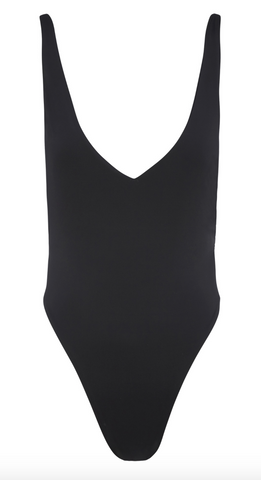 Elle Black One Piece