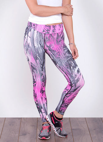 Bromelia Leggings