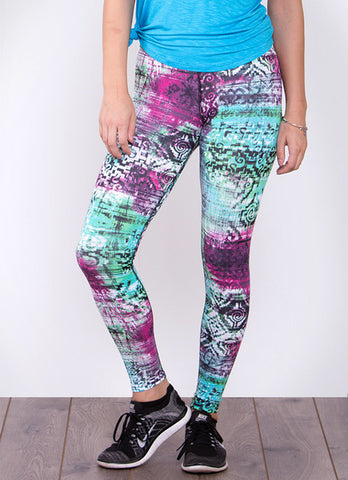 Tribe Leggings