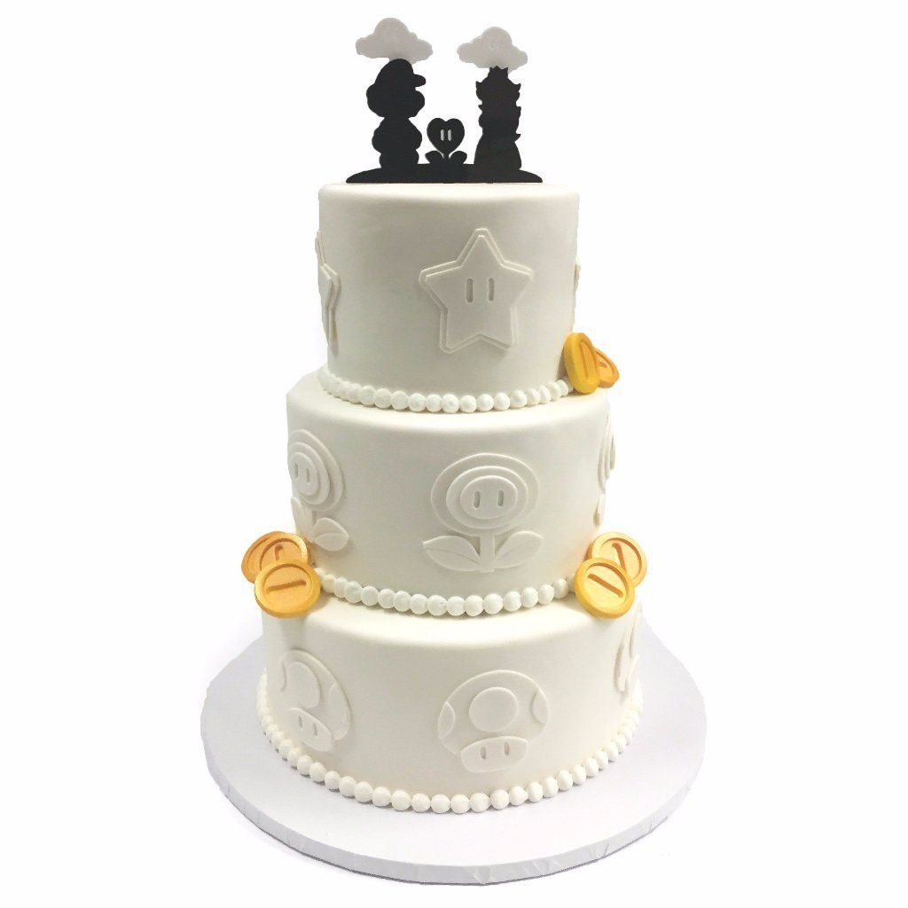 Themed Wedding - Freed\'s Bakery