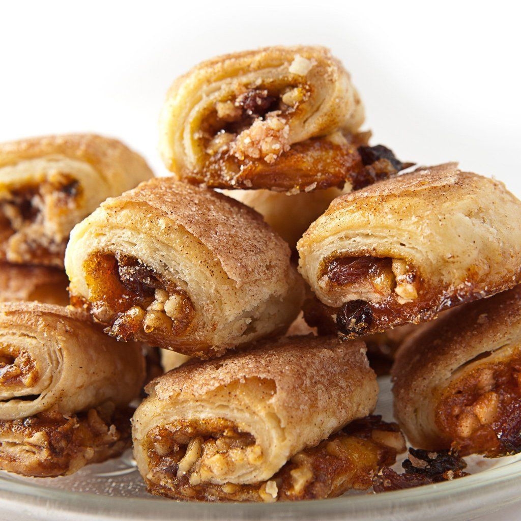 Apricot Raisin Rugelach (Nationwide Shipping) Rugelach Freed's Bakery