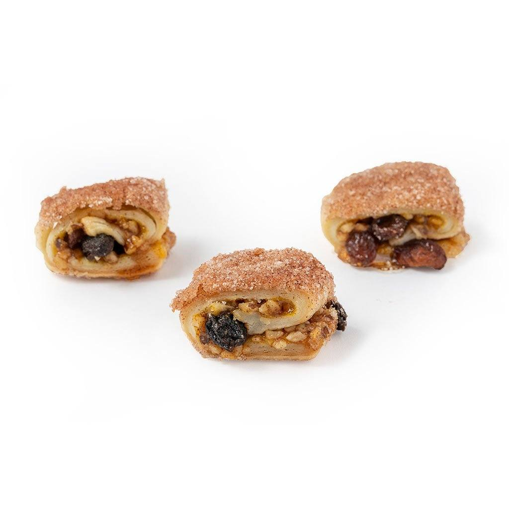 Apricot Raisin Rugelach (Nationwide Shipping)