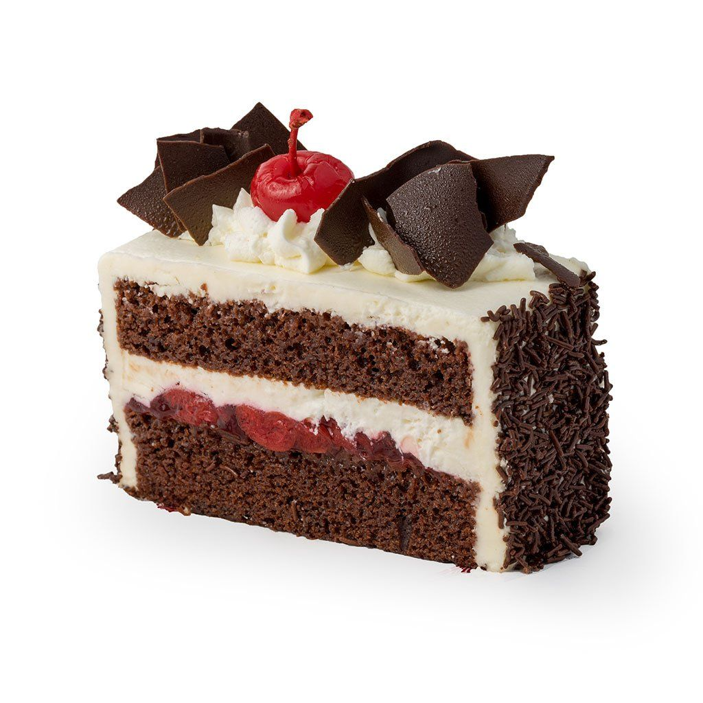 Vegas' Favorite Black Forest Cake Slice Cake Slice & Pastry Freed's Bakery
