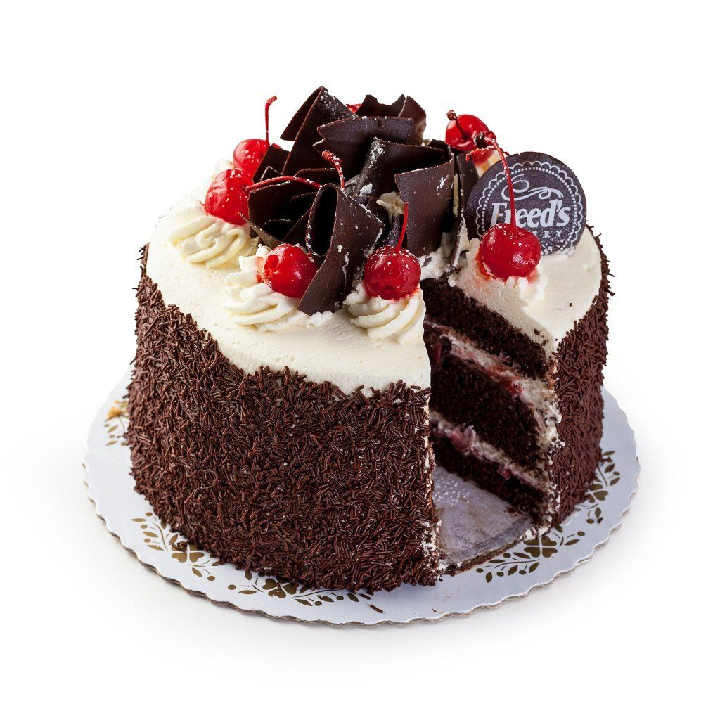 Black Forest Cake Freeds Bakery