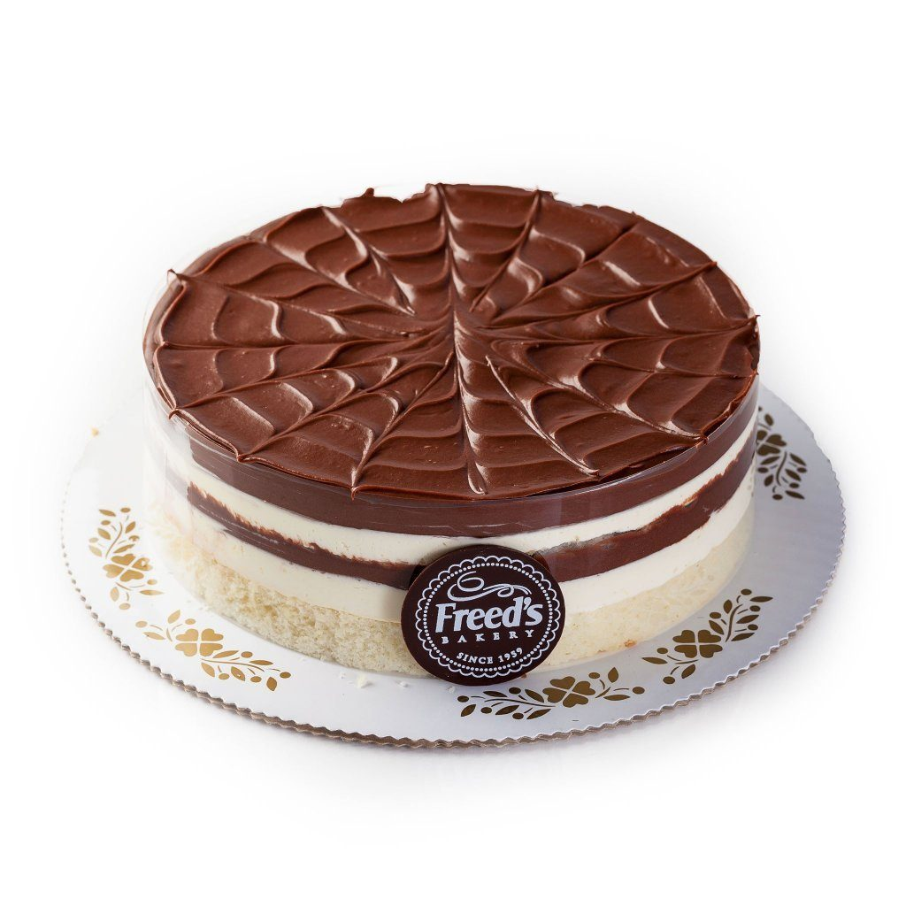 Boston Cream Pie Cake Freed's Bakery
