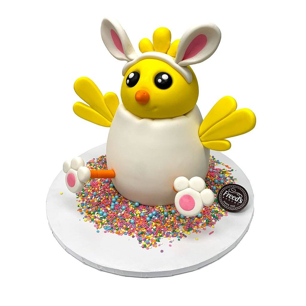 Bunny Chick Easter Freed's Bakery