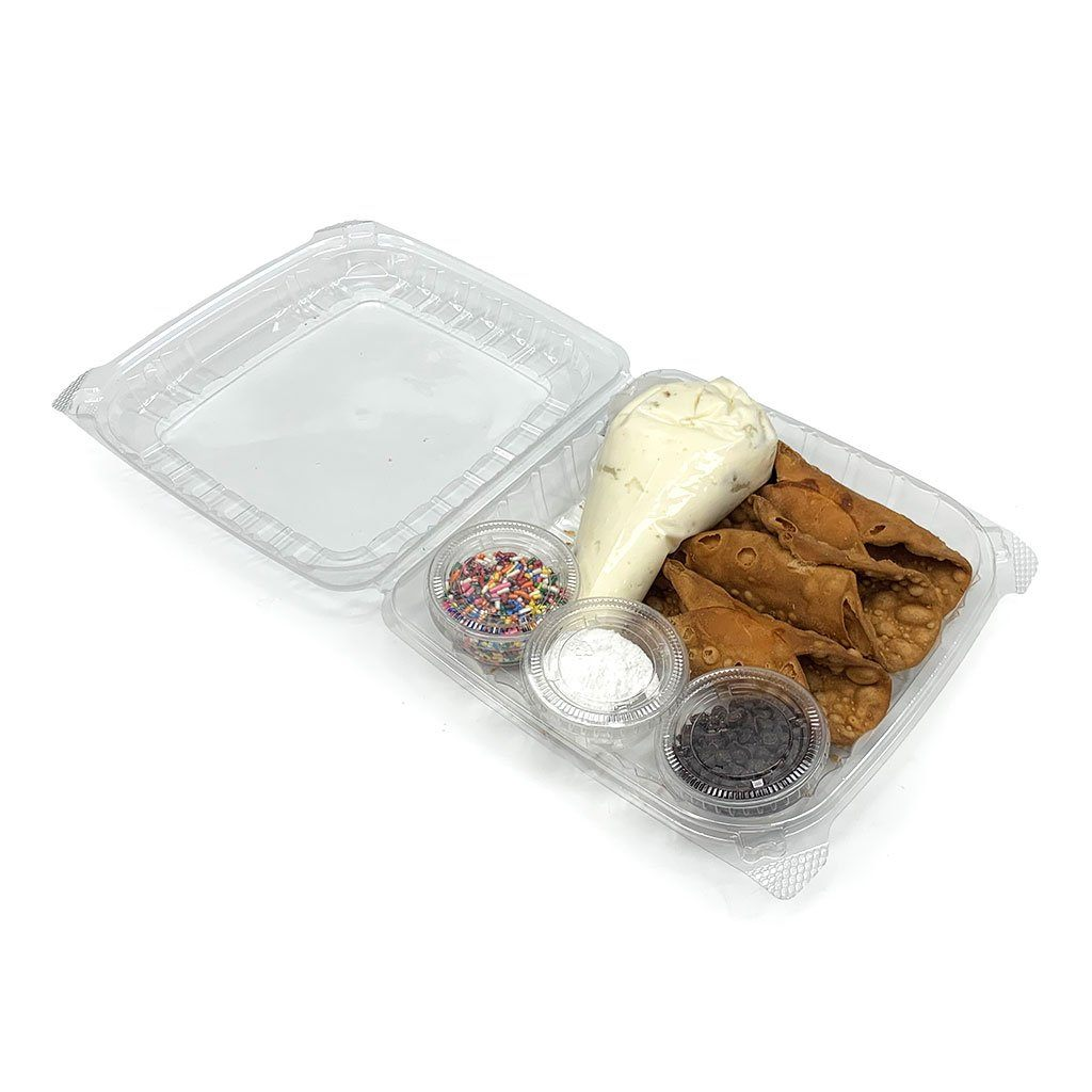 Cannoli Activity Kit Activity Kit Freed's Bakery