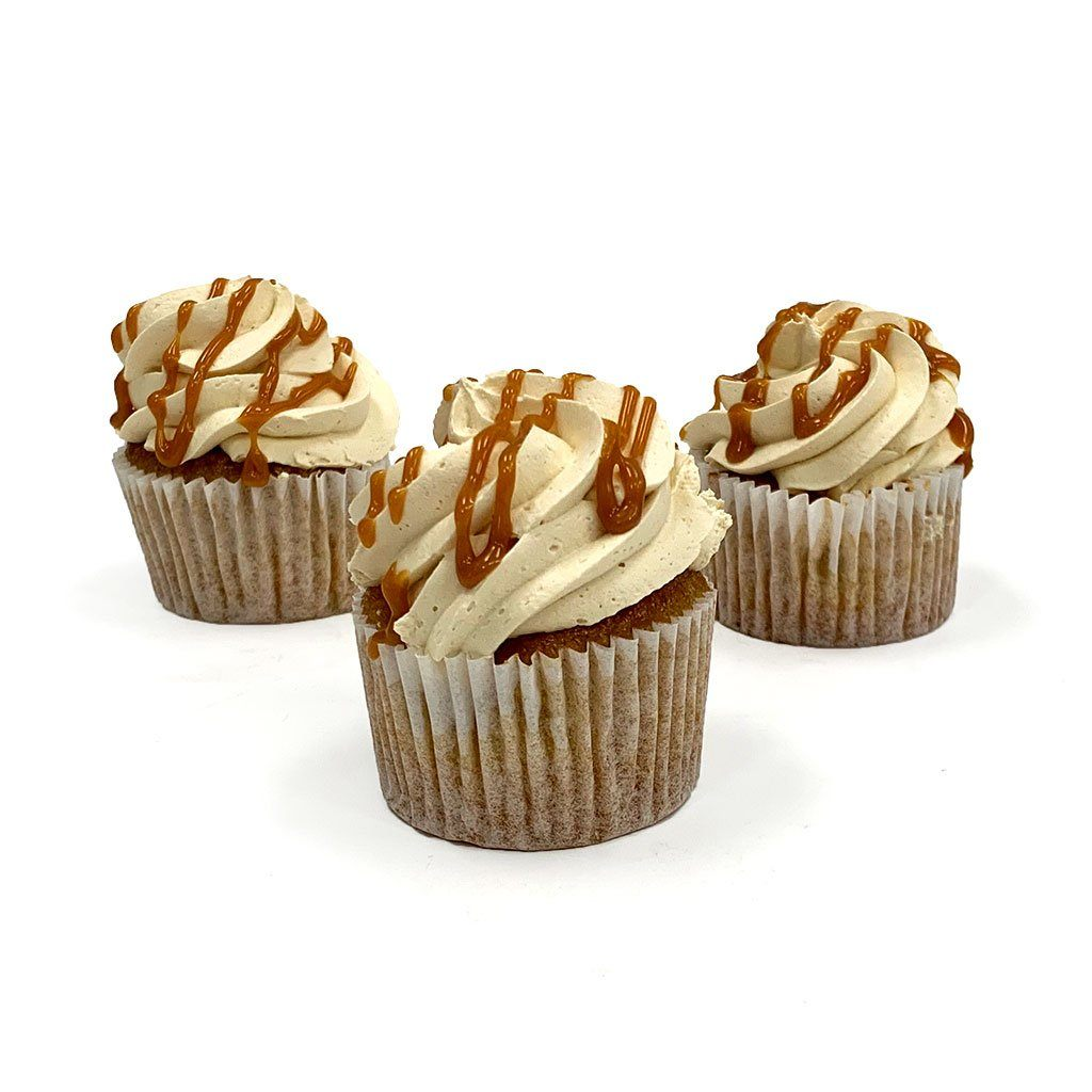 Caramel Apple Cupcake Cupcake Freed's Bakery