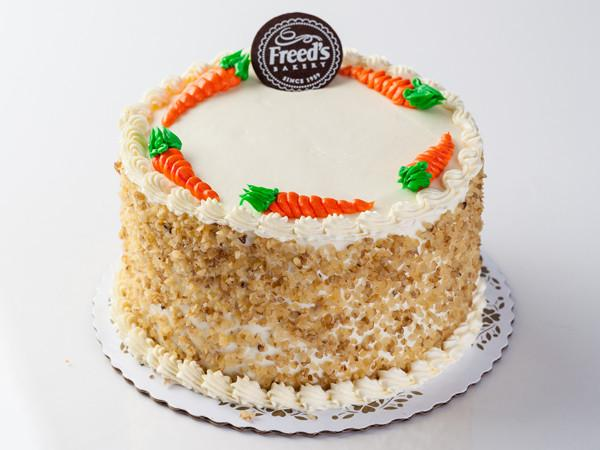 wedding cake by the slice las vegas carrot cake slice freed s bakery 22146