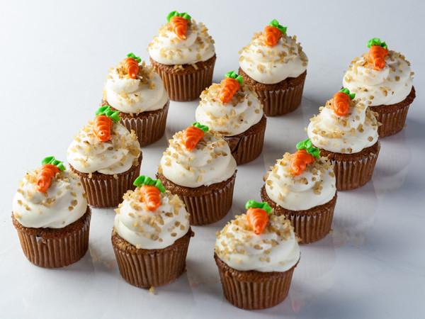 Carrot Cupcake Cupcake Freed's Bakery