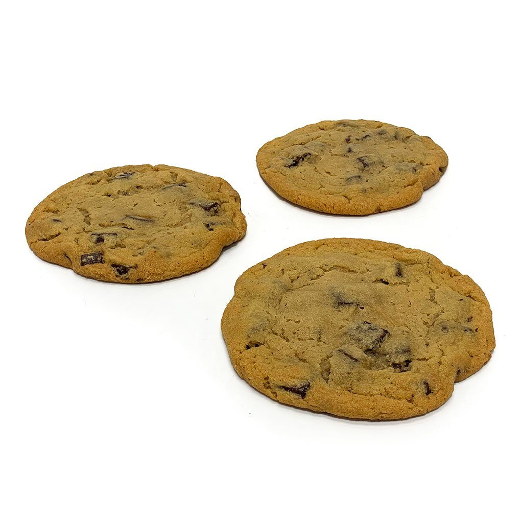 Extra Large Chocolate Chunk Cookie Cookie Freed's Bakery