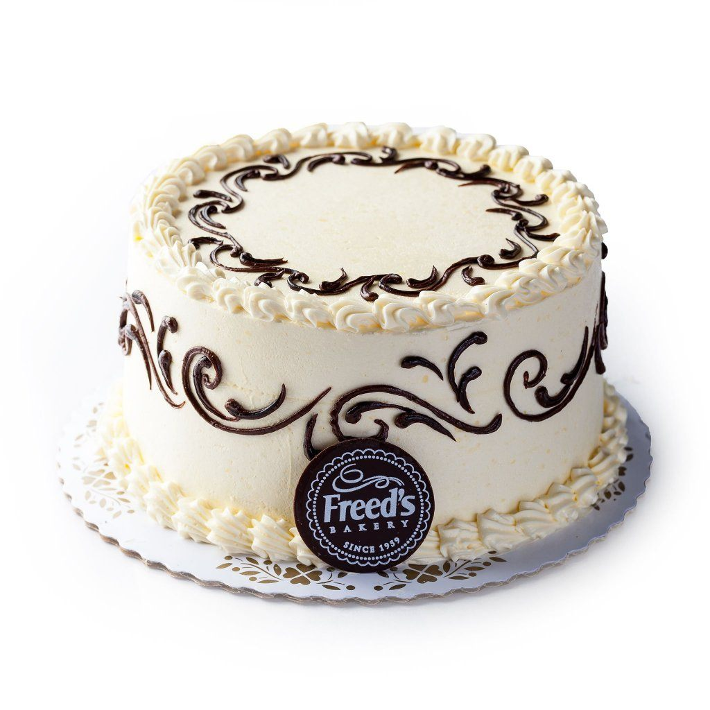 Chocolate Scroll (Nationwide Shipping) Cake Shipping Freed's Bakery