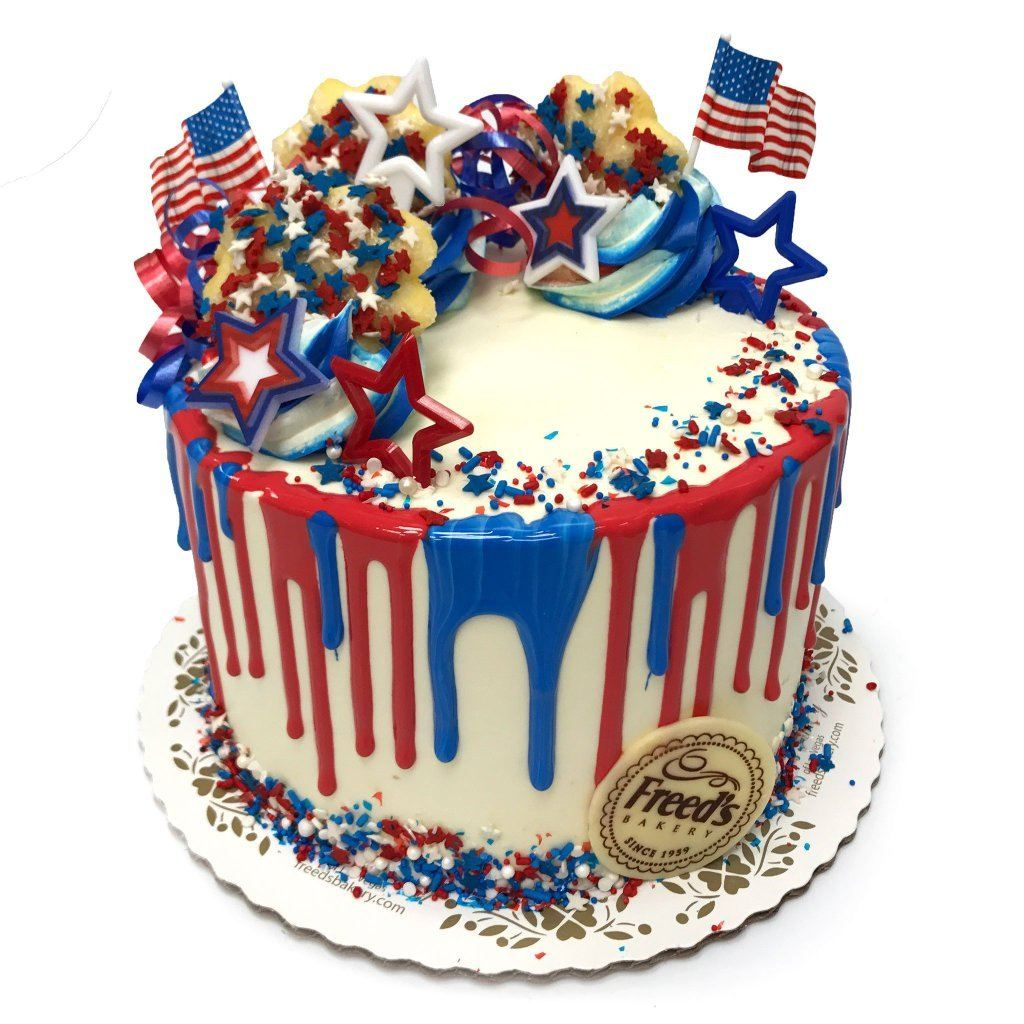 4th Of July Freed S Bakery