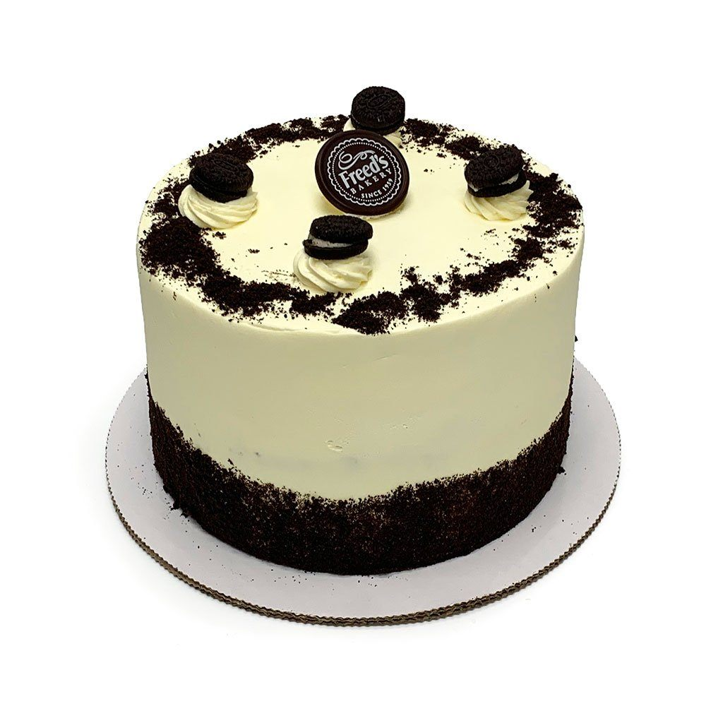 Cookies And Cream Ice Cream Cake Ice Cream Cake Freed's Bakery