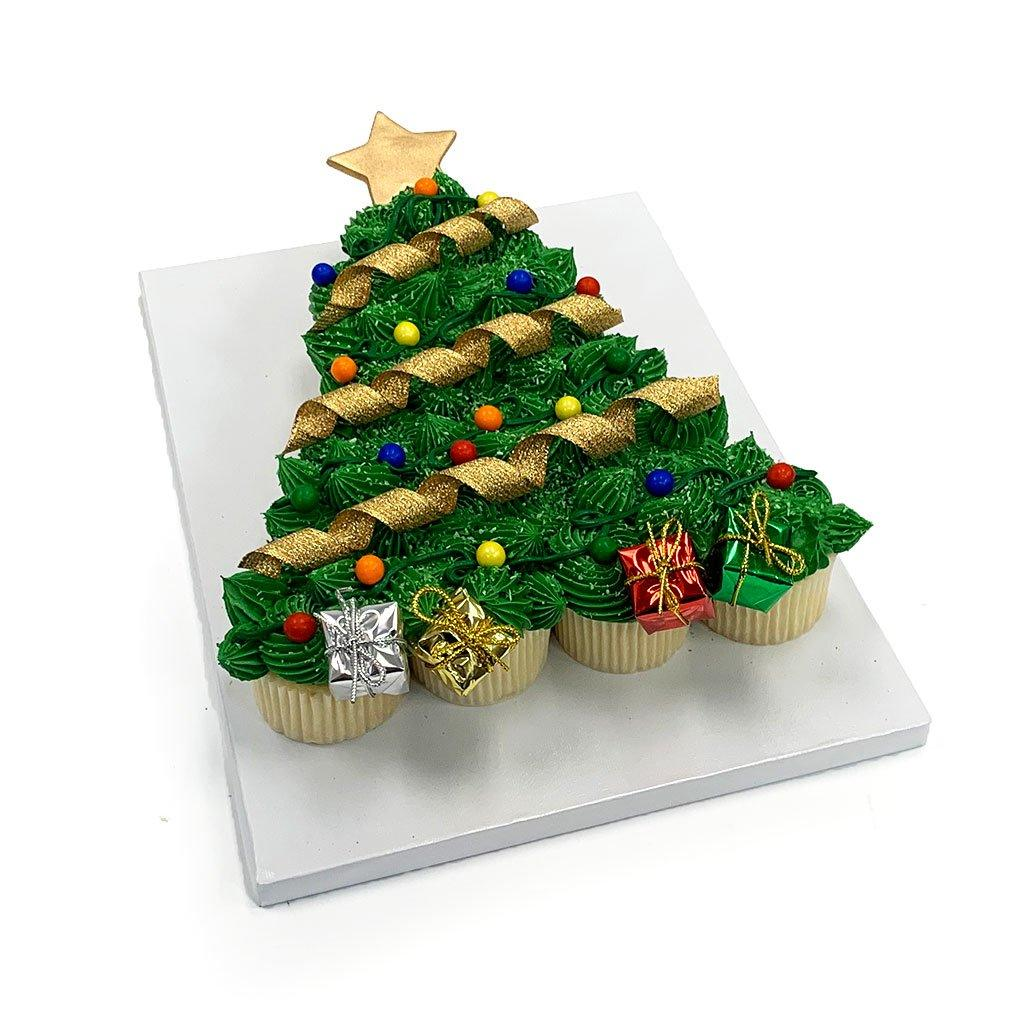 Cupcake Tree Holiday Item Freed's Bakery