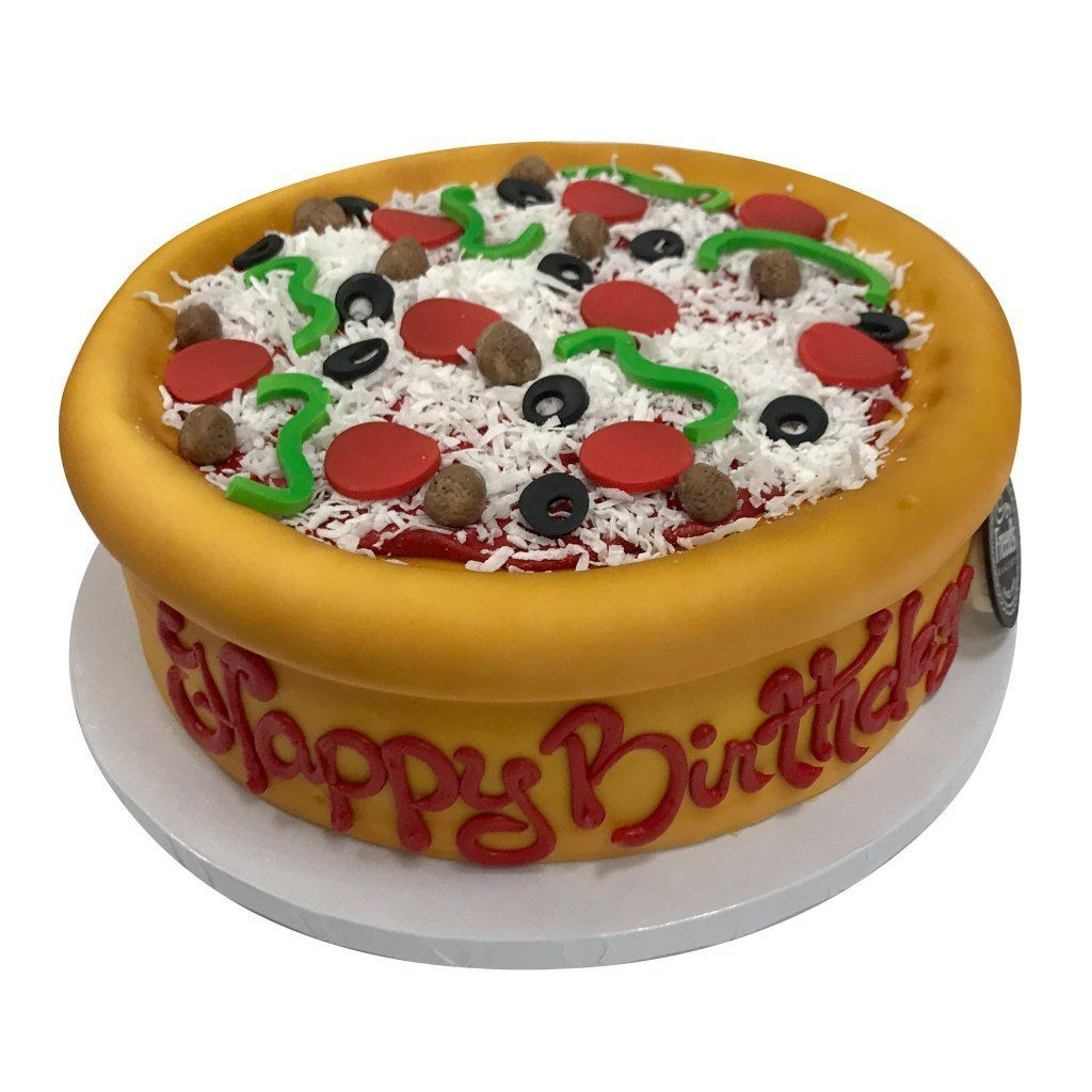 Deep Dish Birthday