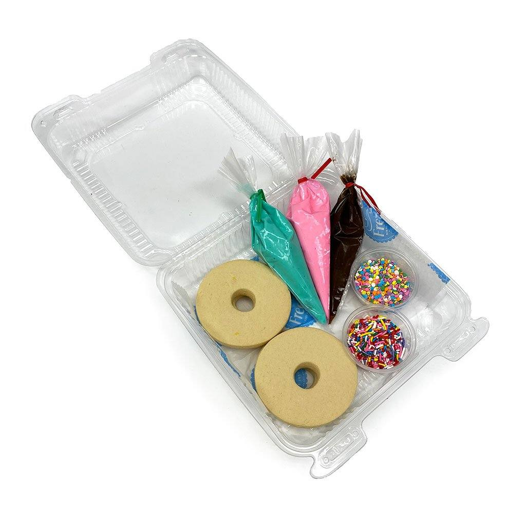 Donut Cookie Premium Activity Kit Activity Kit Freed's Bakery